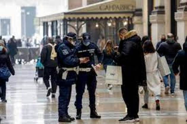 A Milano nel week-end saranno intensificati i controlli
