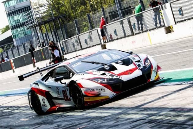 Pietro Perolini torna in pista nel Campionato Italiano GT 2021 con la Lamborghini
