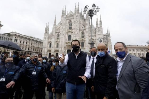 Salvini, con ok di Albertini non servono tavoli