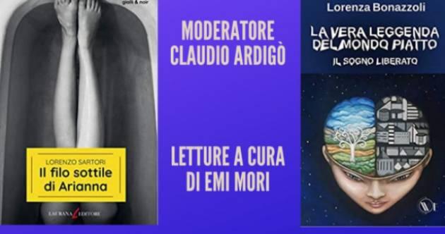 LA FIERA DEL LIBRO DI CREMONA: stasera ore 21.00 nuovo appuntamento in streaming
