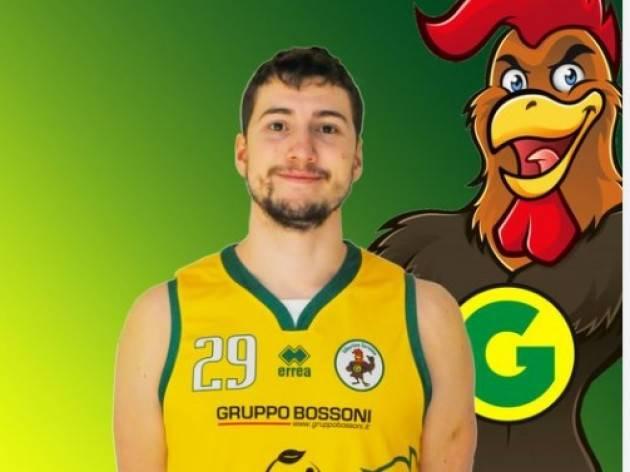 Gilbertina Basket Soresina Fabio Maghet si rompe un polso. Forza !!