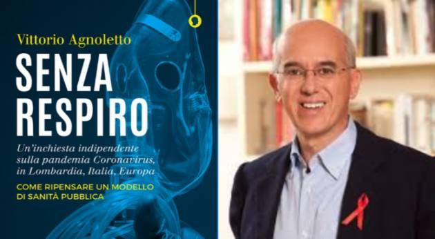 LA SALUTE NON E' UNA MERCE LUNEDI 3 MAGGIO incontro online  VITTORIO AGNOLETTO