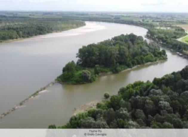 La rinaturazione dei Po è un grande progetto del Pnrr per la biodiversità