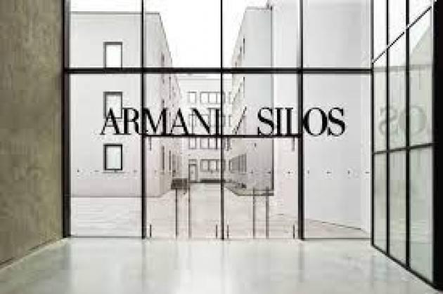 Riapre l'Armani Silos