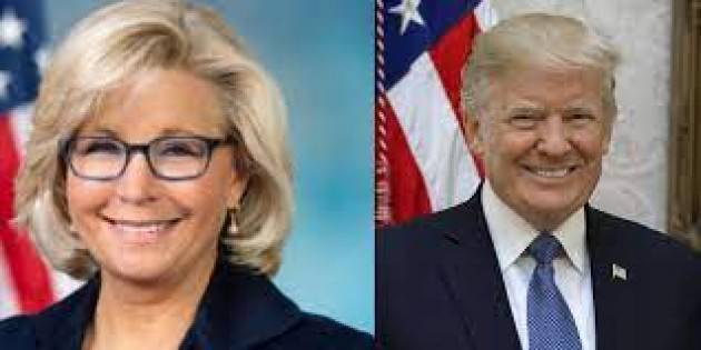 Lo scontro fra Liz Cheney e Trump sul futuro del Partito Repubblicano - di Domenico Maceri