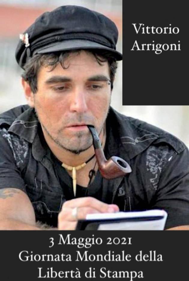 Arrigoni cronista honoris causa