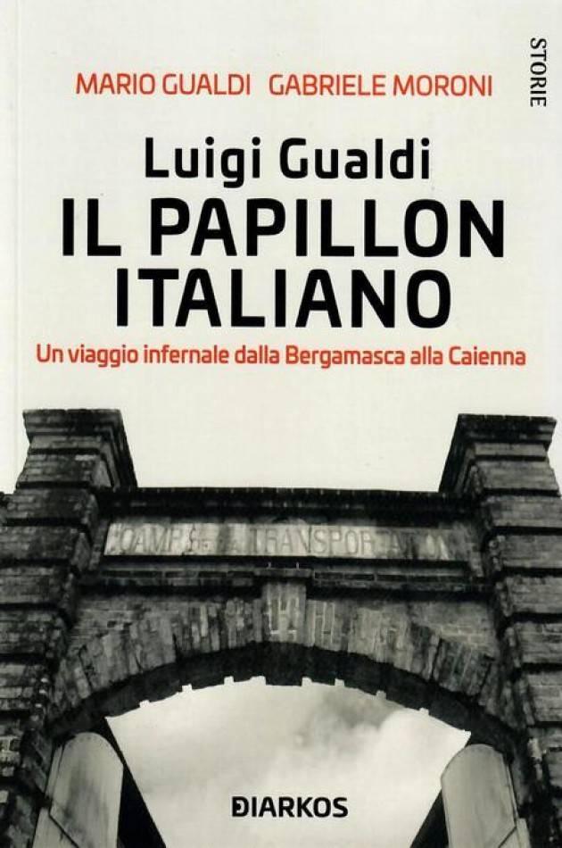 Libro racconta storia di Luigi Gualdi, il Papillon italiano