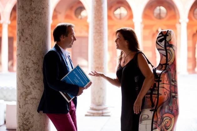 Cremona Al Ponchielli IL VIOLONCELLO VISTO DAI GRANDI PIANISTI