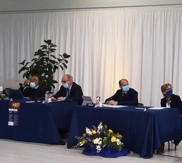 Cremona Tavola Rotonda del Rotary  'IL MONDO DELLE R.S.A.: QUALE FUTURO''