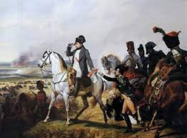 Personaggio Storico Napoleone Bonaparte mori il 5 maggio 1811