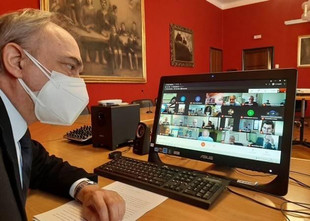 Incontro C.C. a Cremona. Meglio vaccinare i dipendenti nelle HUB del territorio