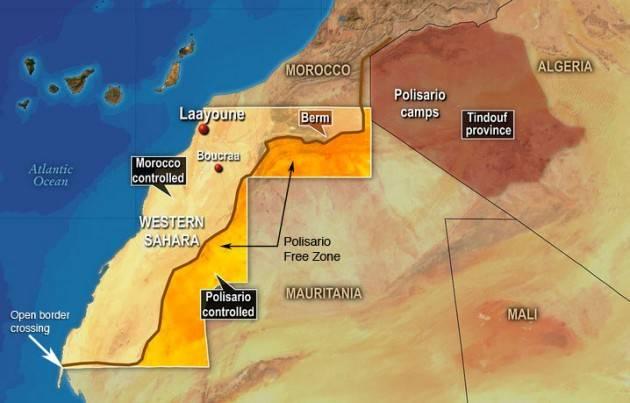 Dalla Spagna si conferma  che capo fronte separatista in Marocco è in ospedale