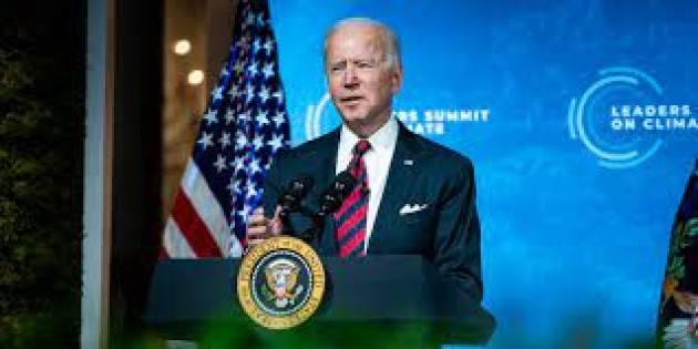 Dopo il climate summit di Biden, il riscaldamento globale previsto scende a 2,4° C