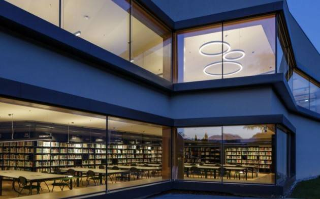 Unitrento inaugura la biblioteca universitaria Mesiano