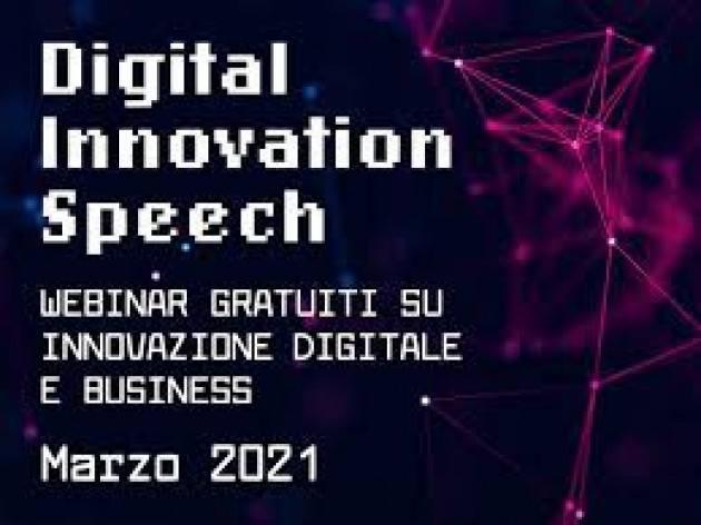Digital Innovation Speech: il 10 maggio webinar sul facebrand