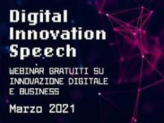 Digital Innovation Speech: il 10 maggio webinar sul facebrand