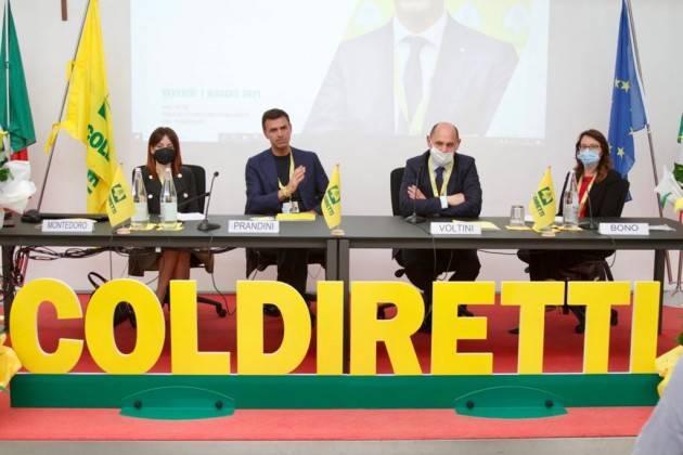Lombardia, Prandini incontra dirigenti Coldiretti: Ripartiamo dal cibo