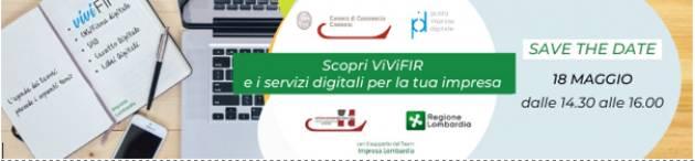 Cremona Camera Commercio Scopri ViViFIR e i servizi digitali per la tua impresa