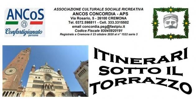 Cremona 3° ITINERARIO: SGUARDI SUL PASSATO …