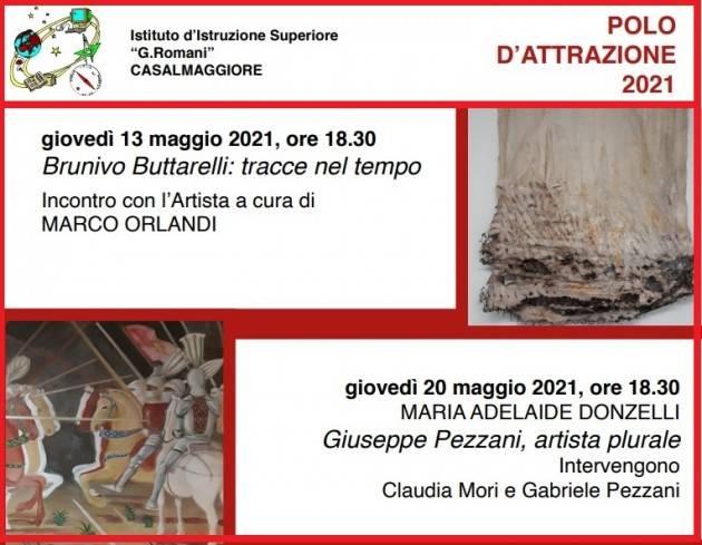 Istituto 'Romani ' di Casalmaggiore ciclo di conferenze 'Polo d'attrazione'
