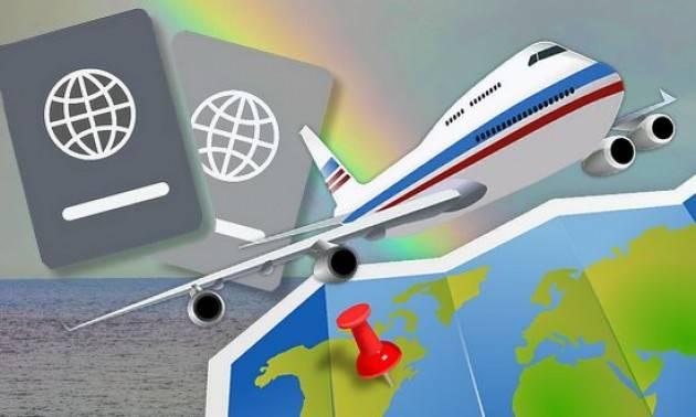 I viaggi sospesi, e i non viaggi degli altri