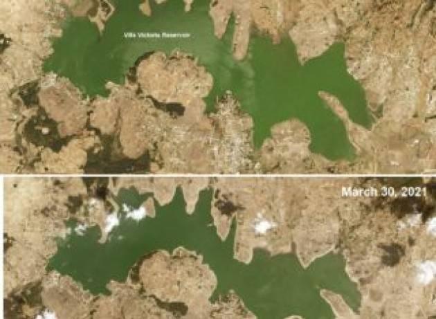 Il Messico verso una nuova siccità record