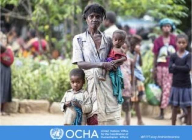 Madagascar: nel Grande Sud la peggiore siccità degli ultimi 40 anni