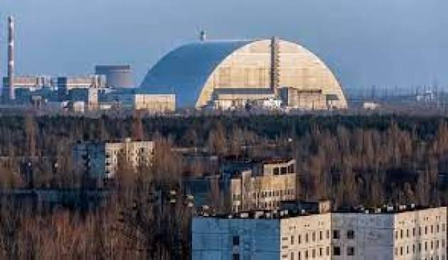 Dopo 35 anni si è risvegliato il reattore nucleare di Chernobyl