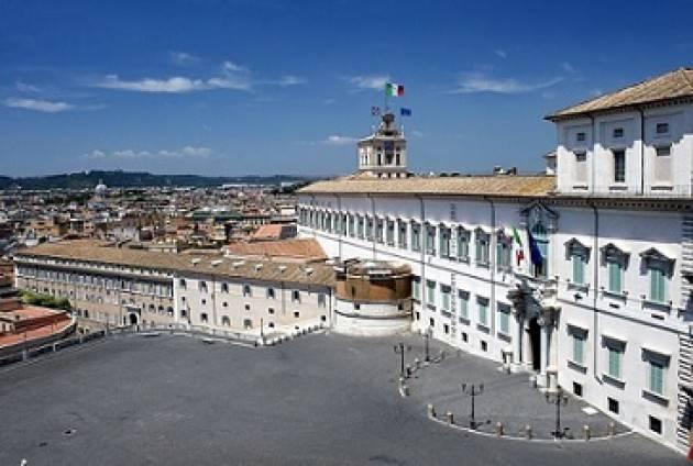 Il Presidente Mattarella ha convocato il Consiglio Supremo di Difesa