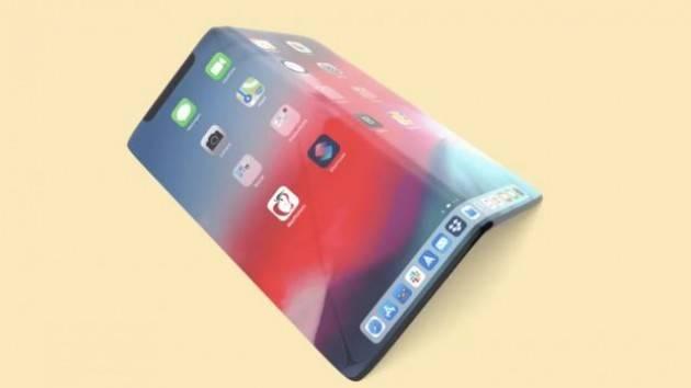Zeus Apple sta preparando l'iPhone pieghevole per il 2023