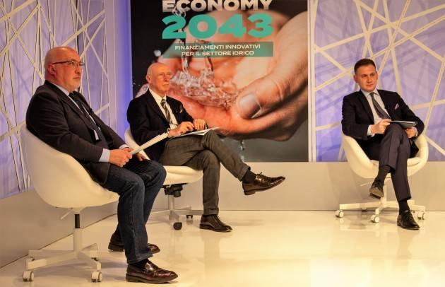 Water Economy 2043: l'evento tv e web promosso da Padania Acque
