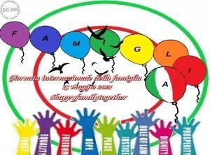 CNDDU Giornata internazionale della famiglia 2021 il 15 maggio