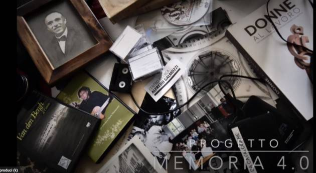 MEMORIA 4.0 ovvero l'Archivio Digitale del Centro Galmozzi online