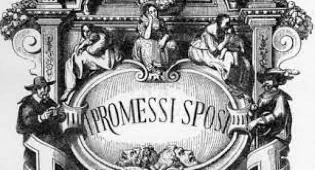 Il romanzo di Manzoni si intitolava ''Gli sposi promessi''