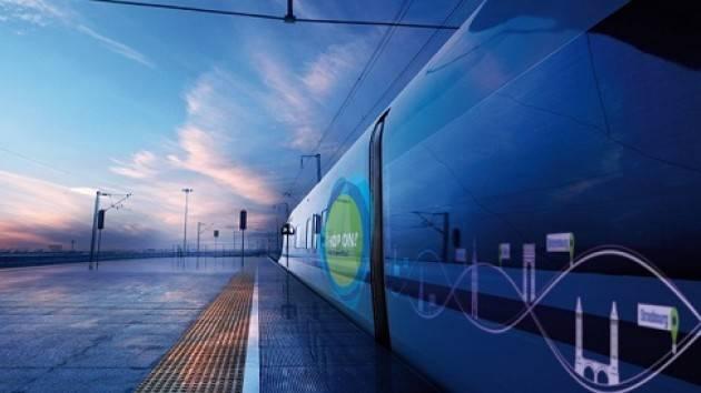 Anno europeo delle ferrovie: il ''Connecting Europe Express'' attraverserà 26 paesi in 36 giorni