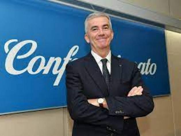 Giambellini confermato presidente di Confartigianato Imprese Bergamo.