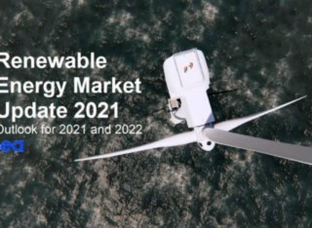 Nell'anno della pandemia, le energie rinnovabili sono andate più forti che mai