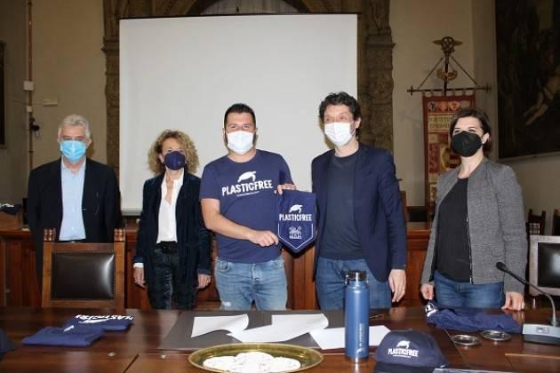 Cremona Gianluca Galimberti  Tre progetti per l'ambiente.