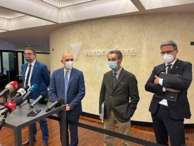 Fontana, serve un commissario con poteri reali per Milano-Cortina