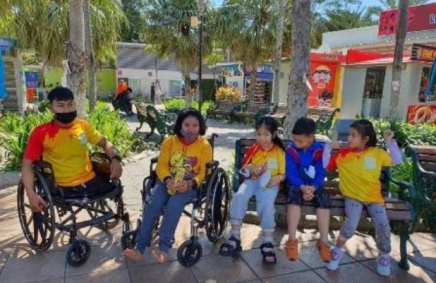 Disabili discriminati in Thailandia