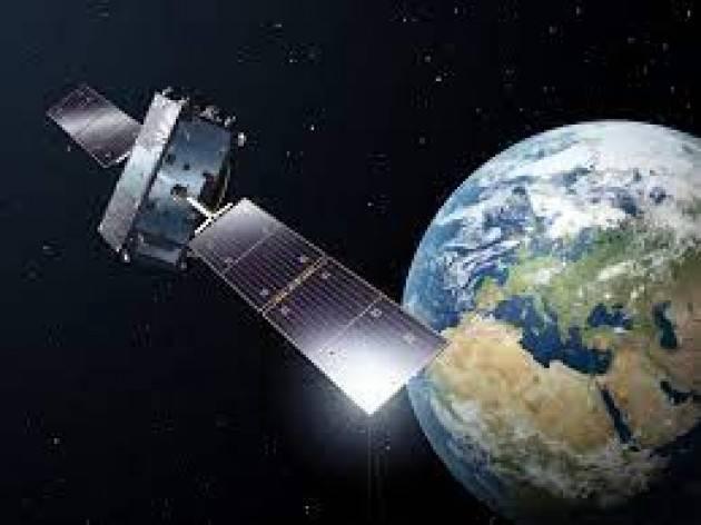 Conclusa la 1° operazione di re-orbiting del satellite italiano