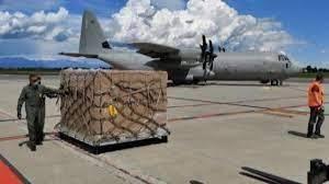 Nuovo carico di aiuti in supporto all'emergenza in India