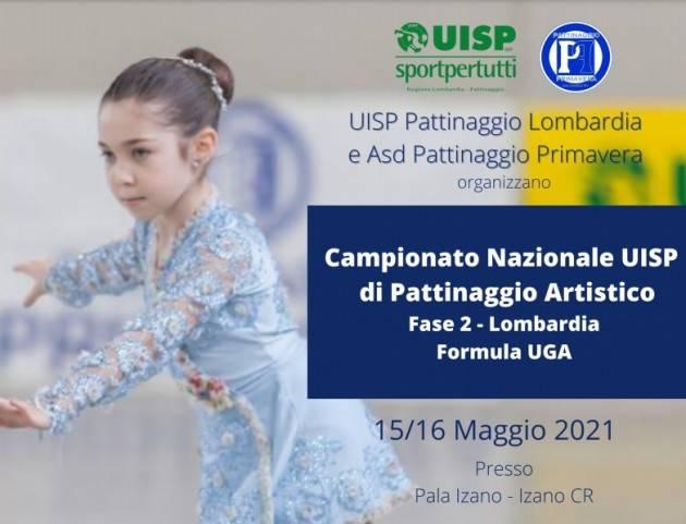 Campionato Nazionale Uisp Pattinaggio artistico su rotelle Fase 2 ad IZANO