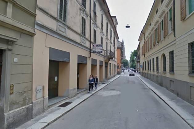 Cremona Cantiere edile in via Manzoni con modifiche alla viabilità
