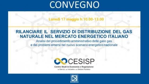 Lunedì convegno online del Cesisp per il rilancio