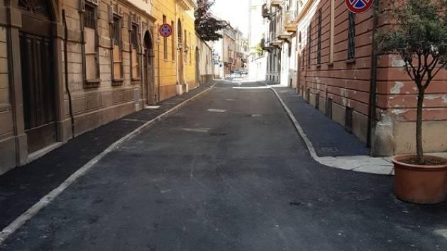 Padania Acque Cremona: concluso in tempi previsti cantiere  via Villa Glori