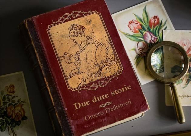 Una 2° raccolta di racconti di Omero Dellistorti: Due dure storie