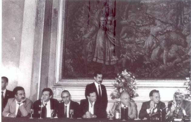 Questione palestinese e posizione italiana di Agostino Spataro