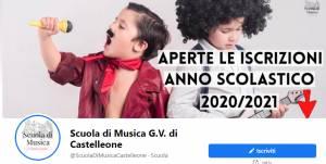 Welfare presenta la Scuola di Musica di Castelleone