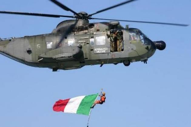 Evoluzione della politica di difesa italiana